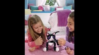 Zoomer Kitty TV Spot, 'Disney Channel' - Thumbnail 1