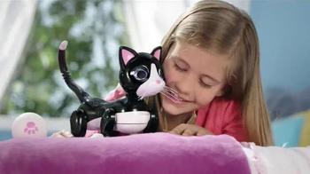 Zoomer Kitty TV Spot, 'Disney Channel' - Thumbnail 2