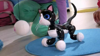 Zoomer Kitty TV Spot, 'Disney Channel' - Thumbnail 6