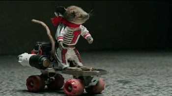 Tomcat TV Spot, 'Dead Mouse Theatre: Rocket to Heaven' - 2143 commercial airings