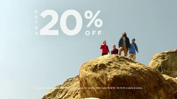 Kohl's Columbus Day Weekend Sale TV Spot, 'Get Ready' - Thumbnail 4