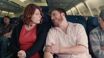 Marvel Puzzle Quest TV Spot, 'Annoying Flight Passenger'