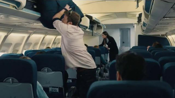 Marvel Puzzle Quest TV Spot, 'Annoying Flight Passenger' - Thumbnail 2