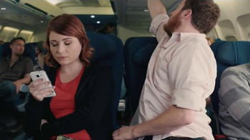 Marvel Puzzle Quest TV Spot, 'Annoying Flight Passenger' - Thumbnail 3