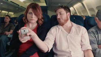 Marvel Puzzle Quest TV Spot, 'Annoying Flight Passenger' - Thumbnail 5