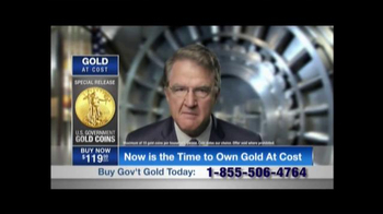 United States Gold & Silver Reserve TV Spot, 'Uncertain Times' - Thumbnail 7