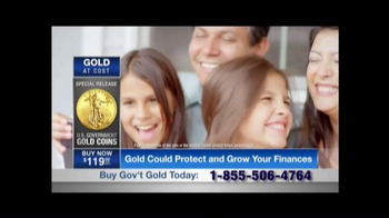 United States Gold & Silver Reserve TV Spot, 'Uncertain Times' - Thumbnail 4
