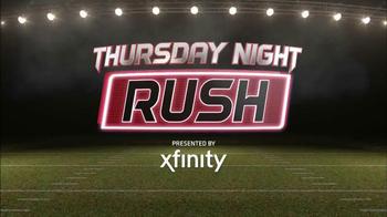 XFINITY X1 TV Spot, 'Thursday Night Rush: Week 5' Ft. Otis Livingston - Thumbnail 1