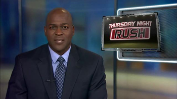 XFINITY X1 TV Spot, 'Thursday Night Rush: Week 5' Ft. Otis Livingston
