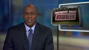 XFINITY X1 TV Spot, 'Thursday Night Rush: Week 5' Ft. Otis Livingston - Thumbnail 5