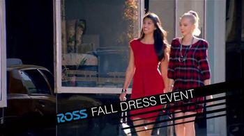 Ross Fall Dress Event TV Spot, 'You Can't Afford to Miss It'