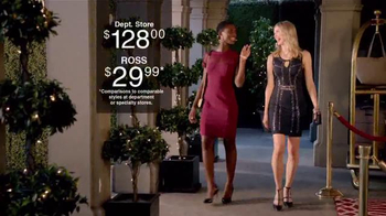 Ross Fall Dress Event TV Spot, 'You Can't Afford to Miss It' - Thumbnail 5