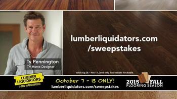 Lumber Liquidators 2015 Fall Flooring Season TV Spot, 'Final Days' - Thumbnail 9