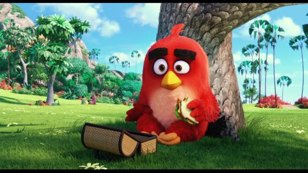 The Angry Birds Movie TV Movie Trailer