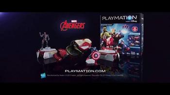 Playmation Marvel Avengers Starter Pack TV Spot, 'Fate of the World' - Thumbnail 6