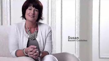 Bassett Columbus Day Sale TV Spot, 'Susan: Half Off Dining Tables' - Thumbnail 1