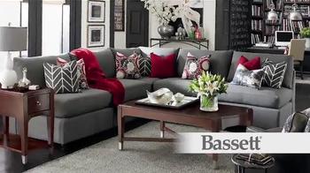 Bassett Columbus Day Sale TV Spot, 'Susan: Half Off Dining Tables' - Thumbnail 2