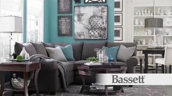 Bassett Columbus Day Sale TV Spot, 'Susan: Half Off Dining Tables' - Thumbnail 3