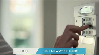 Ring Wi-Fi Video Doorbell TV Spot, 'Crime Prevention' - Thumbnail 2