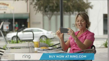 Ring Wi-Fi Video Doorbell TV Spot, 'Crime Prevention' - Thumbnail 8