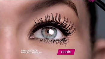Maybelline New York The Falsies Push Up Drama TV Spot, 'Discover' - Thumbnail 2