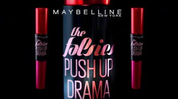 Maybelline New York The Falsies Push Up Drama TV Spot, 'Discover' - Thumbnail 4