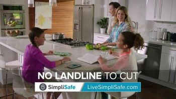 SimpliSafe TV Spot, 'Every 22 Seconds'