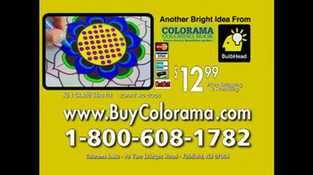 Colorama Books TV Spot, 'Relax and Create' - Thumbnail 9