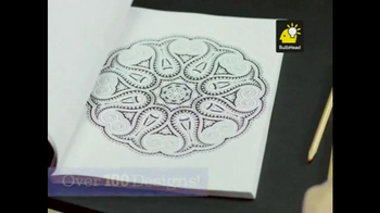 Colorama Books TV Spot, 'Relax and Create' - Thumbnail 2