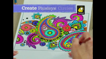 Colorama Books TV Spot, 'Relax and Create' - Thumbnail 4