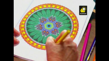 Colorama Books TV Spot, 'Relax and Create' - Thumbnail 5