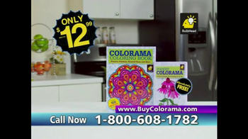 Colorama Books TV Spot, 'Relax and Create'