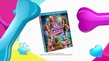Barbie Spin 'n Ride Pups TV Spot, 'Take a Puppy for a Spin' - Thumbnail 8