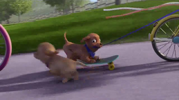 Barbie Spin 'n Ride Pups TV Spot, 'Take a Puppy for a Spin' - Thumbnail 4