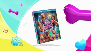 Barbie Spin 'n Ride Pups TV Spot, 'Take a Puppy for a Spin' - Thumbnail 7