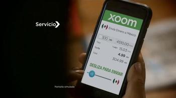 Xoom TV Spot, 'Transacciones simples' - Thumbnail 4
