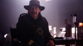 Snickers TV Spot, 'El Rey Network' Featuring Danny Trejo - 26 commercial airings
