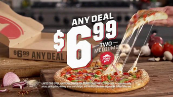 Pizza Hut $6.99 Any Deal TV Spot, 'No More Compromise' - Thumbnail 5