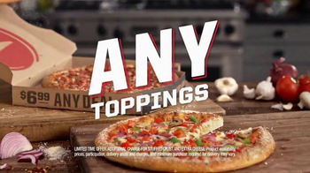 Pizza Hut $6.99 Any Deal TV Spot, 'No More Compromise' - Thumbnail 6