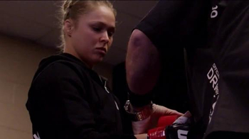 UFC TV Spot, 'Rousey vs. Holm' - 848 commercial airings