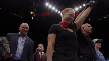 UFC TV Spot, 'Rousey vs. Holm' - Thumbnail 3