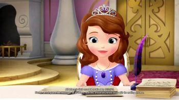 Dear Sofia: A Royal Collection DVD TV Spot - 42 commercial airings