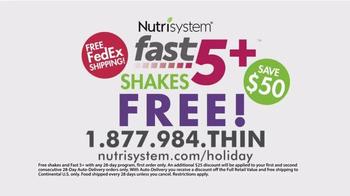Nutrisystem TV Spot, 'Holidays' Featuring  Marie Osmond - Thumbnail 9