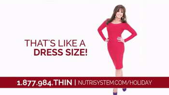 Nutrisystem TV Spot, 'Holidays' Featuring  Marie Osmond - 164 commercial airings