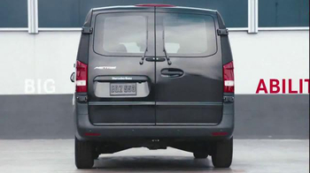 2016 Mercedes-Benz Metris TV Spot, 'Endless PossABILITIES' - Thumbnail 2