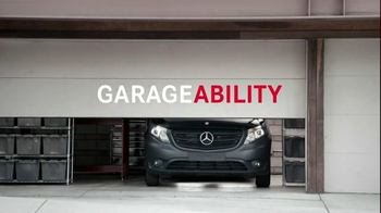 2016 Mercedes-Benz Metris TV Spot, 'Endless PossABILITIES' - Thumbnail 6