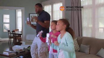 Metamucil TV Spot, 'Dos razones' con Michael Strahan [Spanish] - 551 commercial airings