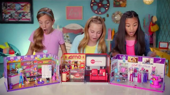 miWorld Play Set and App TV Spot, 'Fun at the Mall'