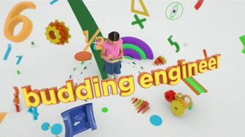 Leap Frog epic TV Spot, 'Disney Channel: Budding Engineer'