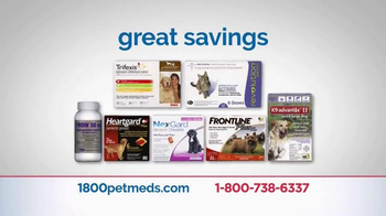 1-800-PetMeds TV Spot, 'Real Customers' - Thumbnail 7